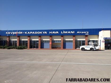 Aeroporto de Nevsehir - Capadocia