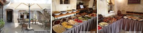 Sultan Cave Suites - café da manhã