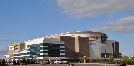 Wells Fargo Center - Philadelphia