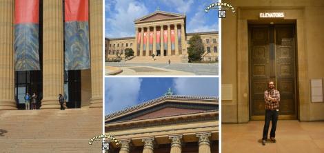 Philadelphia - Museu de Arte