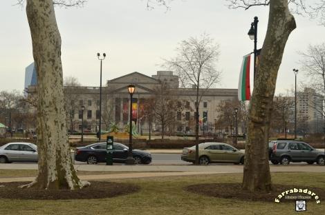 Philadelphia - Franklin Institute - Ben Franklin Parkway