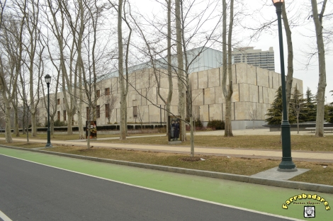 Philadelphia - Ben Franklin Parkway - Barnes Foundation