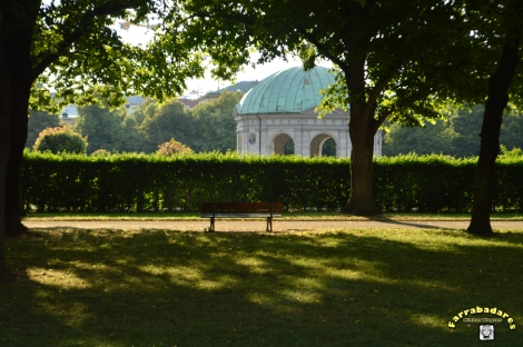 Hofgarten - Munique