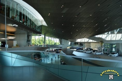 BMW Welt - Munique