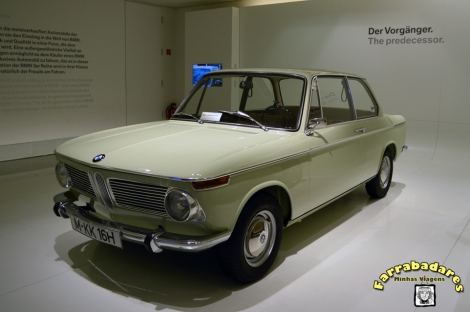 BMW Museu - Munique