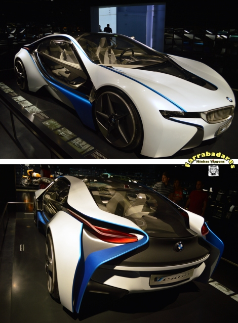 BMW Museu, super carros!!  - Munique