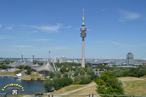 Olympiapark, BMW - Munique