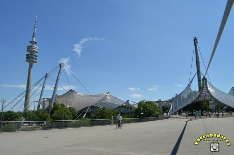 Olympiapark - Munique